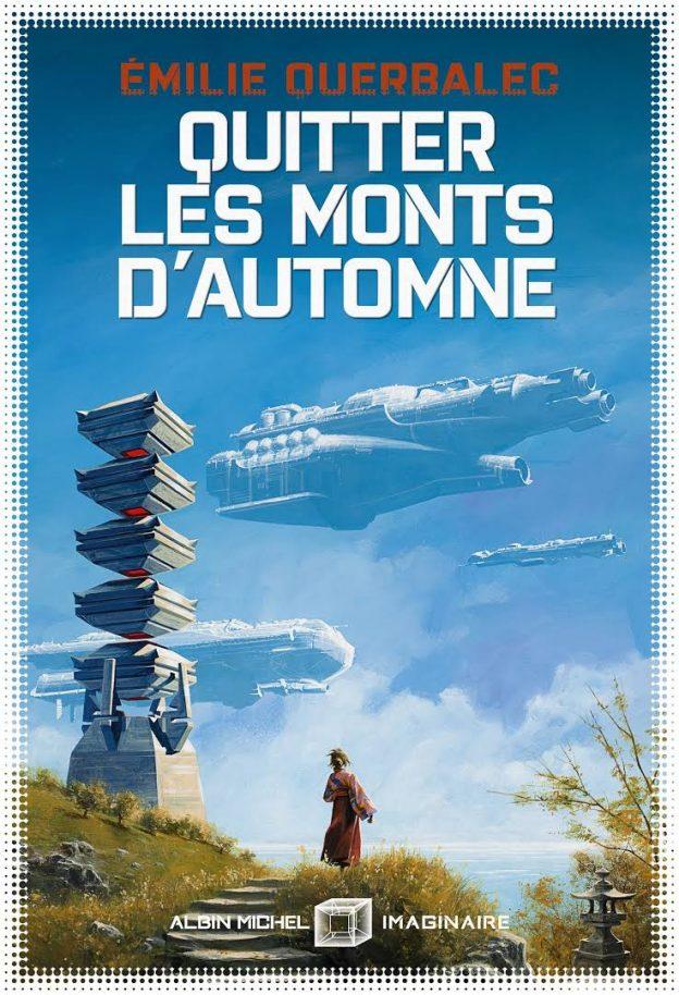 Couv Quitter les Mont d'Automne - Illustration de couverture Manchu