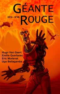 Géante Rouge 2018 couv Pierre le Pivain