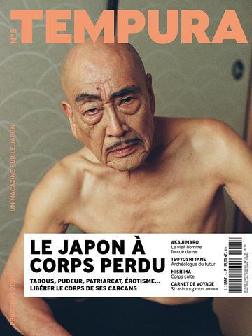 Couv du magazine Tempura