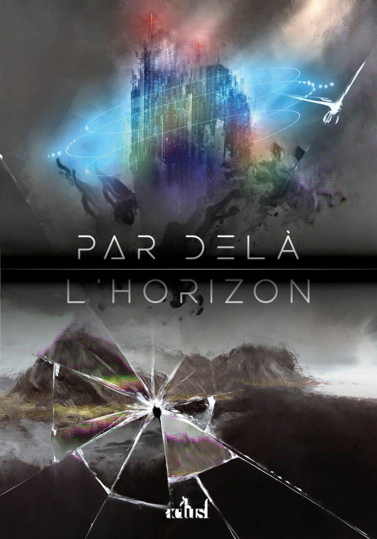 Couverture du recueil Par-delà l'horizon